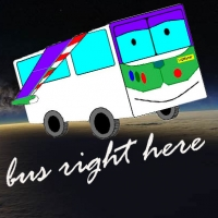 Bus Right Here