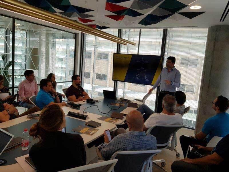Hub de Inovação de Fintechs do Santander na Bolsa de Tev Aviv