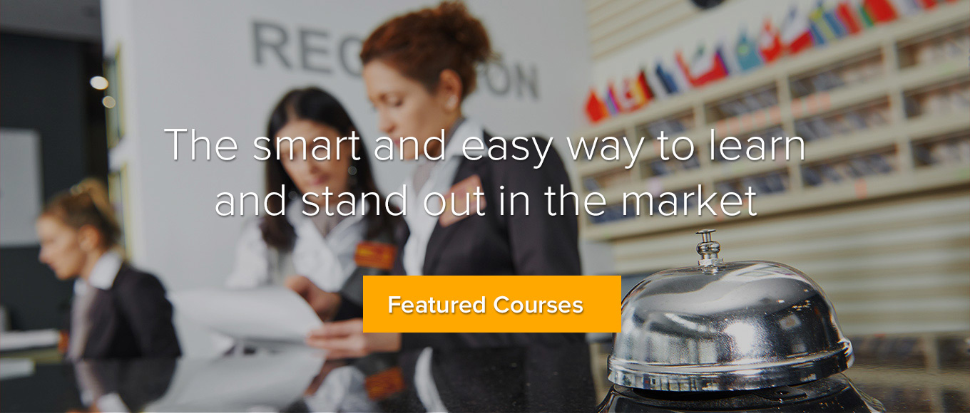 The smart and easy way to learn and stand out in the market