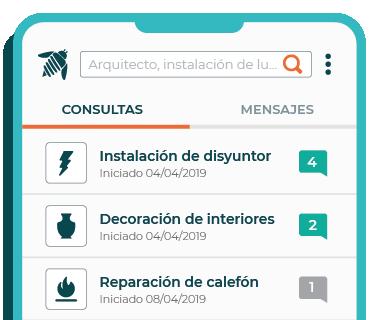 HomeSolution mobile app