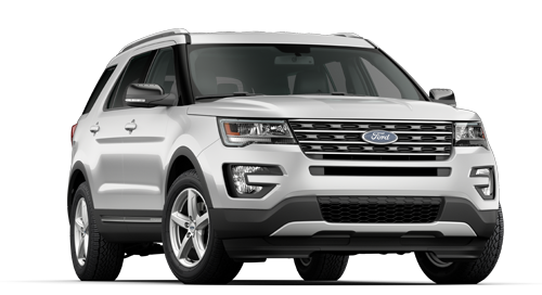 Lease a 2017 Ford Explorer for $270/mo