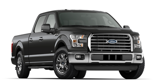 Lease a 2017 Ford F-150 for $289/mo