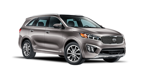 2017 Kia Sorento Cash Back Offer