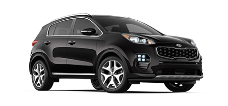 2017 Kia Sportage Cash Back Offer