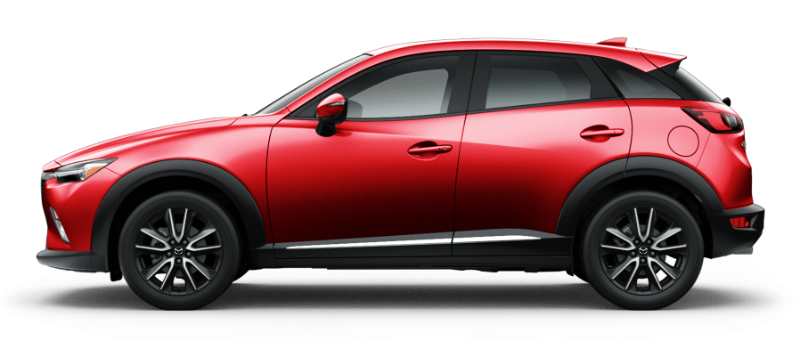 Lease a 2017 Mazda CX-3 Grand Touring AWD for $179/mo