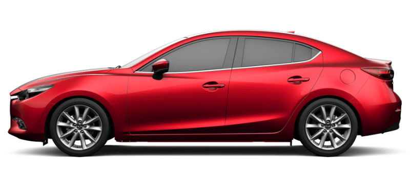 Lease a 2017 Mazda3 Touring Sedan, Automatic $139/mo