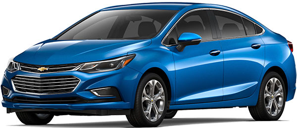 Chevrolet Cruze Offers