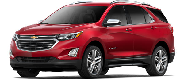 Chevrolet Equinox Offers