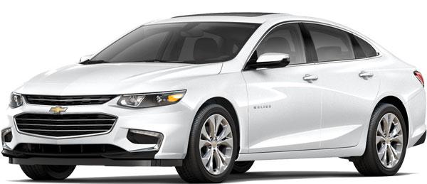 Chevrolet Malibu Offers