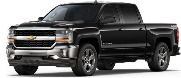 Traverse Vs Explorer >> 2018 Chevy Silverado 1500 Crew Cab LT All Star 4WD - Chevy First