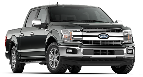 Lease a New Ford F-150 For $399/mo