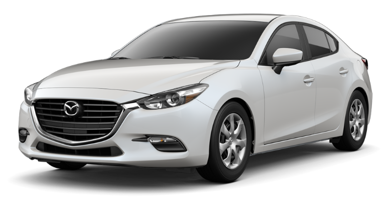 Lease a 2018 Mazda3 Sedan Sport Automatic Transmission for $179/mo