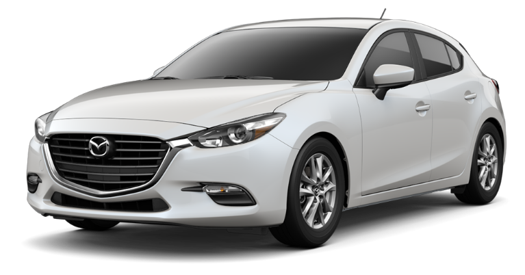 Lease a 2018 Mazda3 Hatchback Sport Automatic Transmission $199/mo