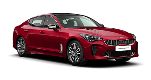 Kia Stinger Specials & Lease Offers at Anderson Kia
