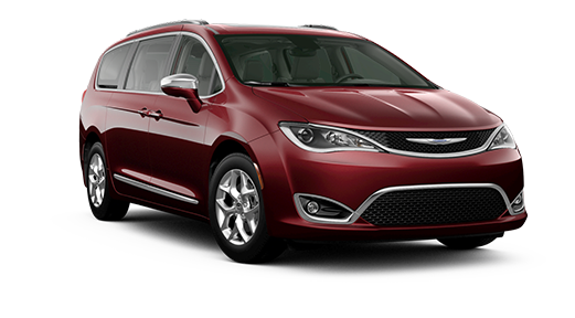 Chrysler Pacifica Specials & Lease Offers