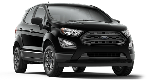 Ford EcoSport Specials & Lease Offers