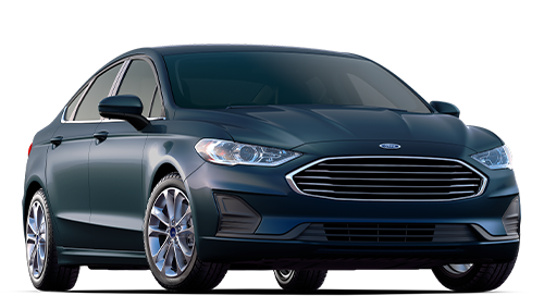 Ford Fusion Specials & Lease Offers