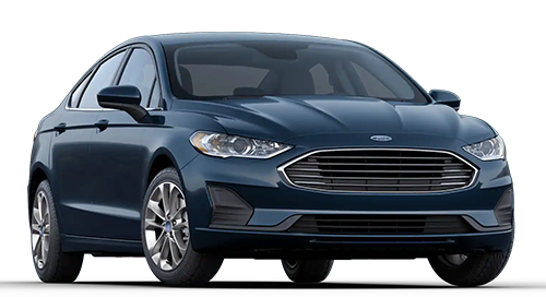 Ford Fusion Specials & Lease Offers at Anderson Ford of St Joseph