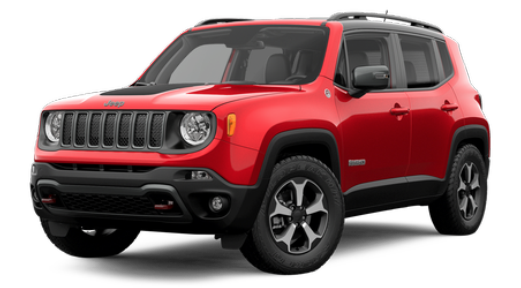Jeep Renegade Specials & Lease Offers