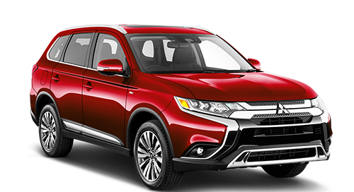 Mitsubishi Outlander Specials & Lease Offers at Anderson Mitsubishi