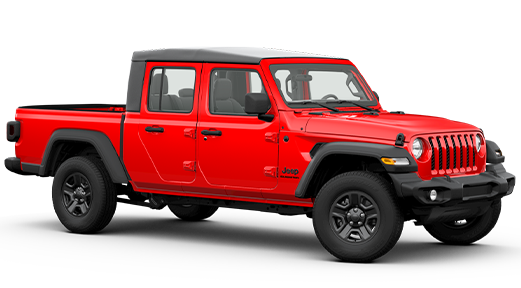 Jeep Gladiator Specials & Lease Offers at Anderson CDJR of Grand Island
