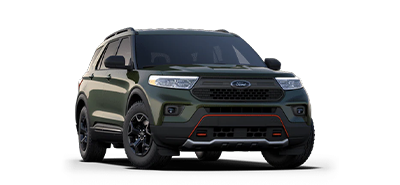 Ford Explorer - New Ford Dealership in St. Joseph, MO