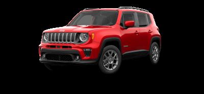 Jeep Renegade - New Jeep Dealership in Grand Island, NE