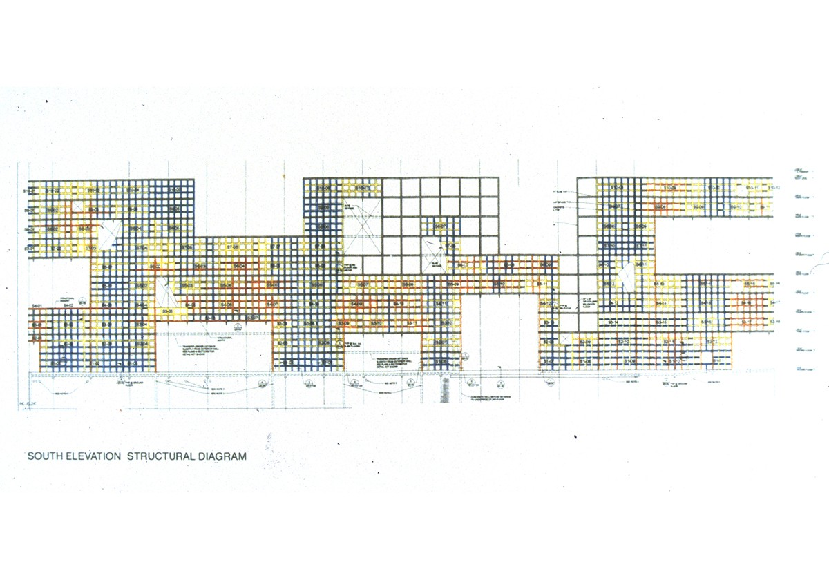 Ft Plans Simmons Hall Mit Steven Holl Architects