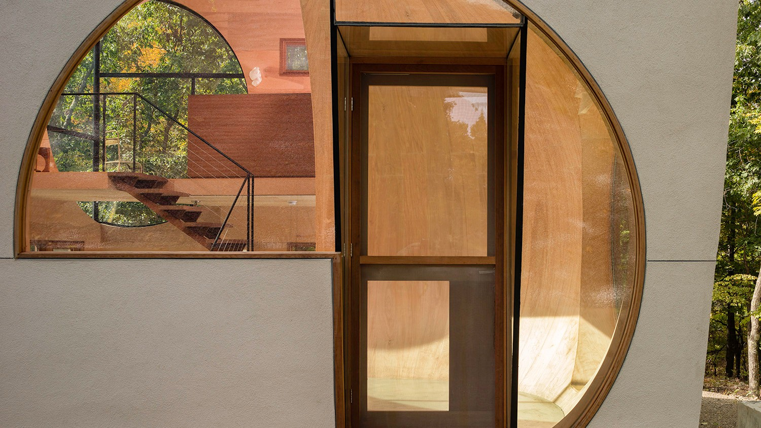 Ex of in house steven holl architects for Home holl