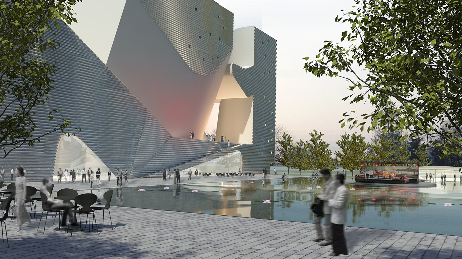 https://s3.us-east-2.amazonaws.com/steven-holl/uploads/projects/project-images/StevenHollArchitects_Tianjin_TianjinView01_WH.jpg
