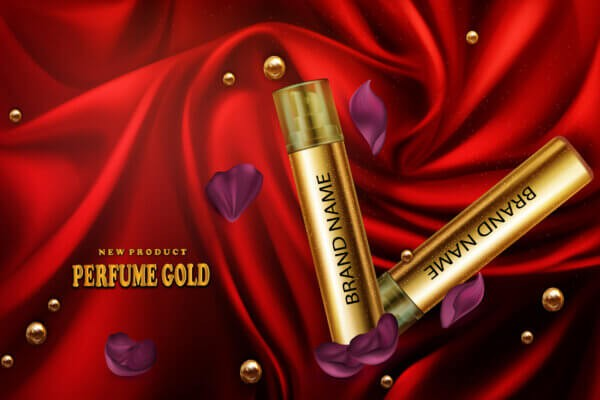 new perfume gold4