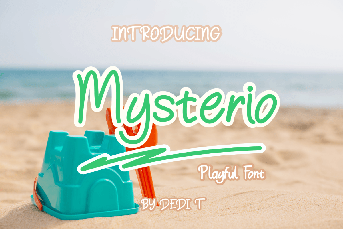 free font to download, mysterio, picastock