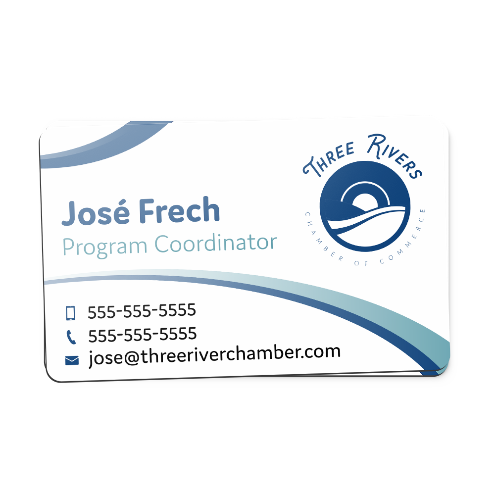 Example image for Business Card Magnets