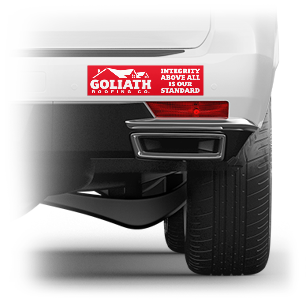 Example image for Bumper Stickers