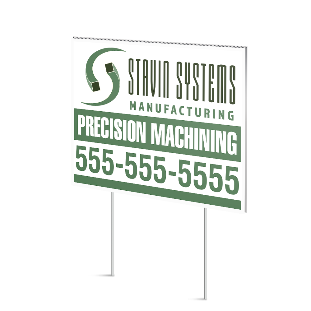 icon for Corrugated Plastic Signs & Frames