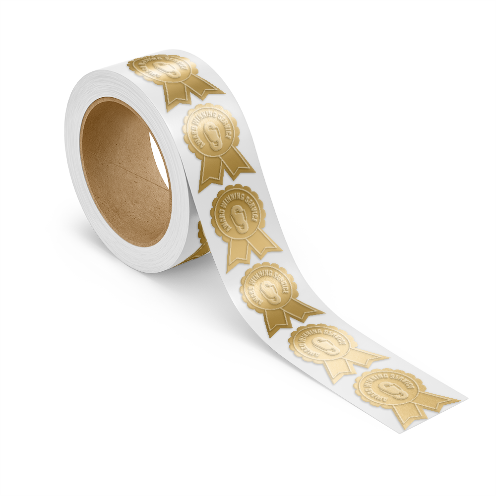 icon for Embossed Roll Labels