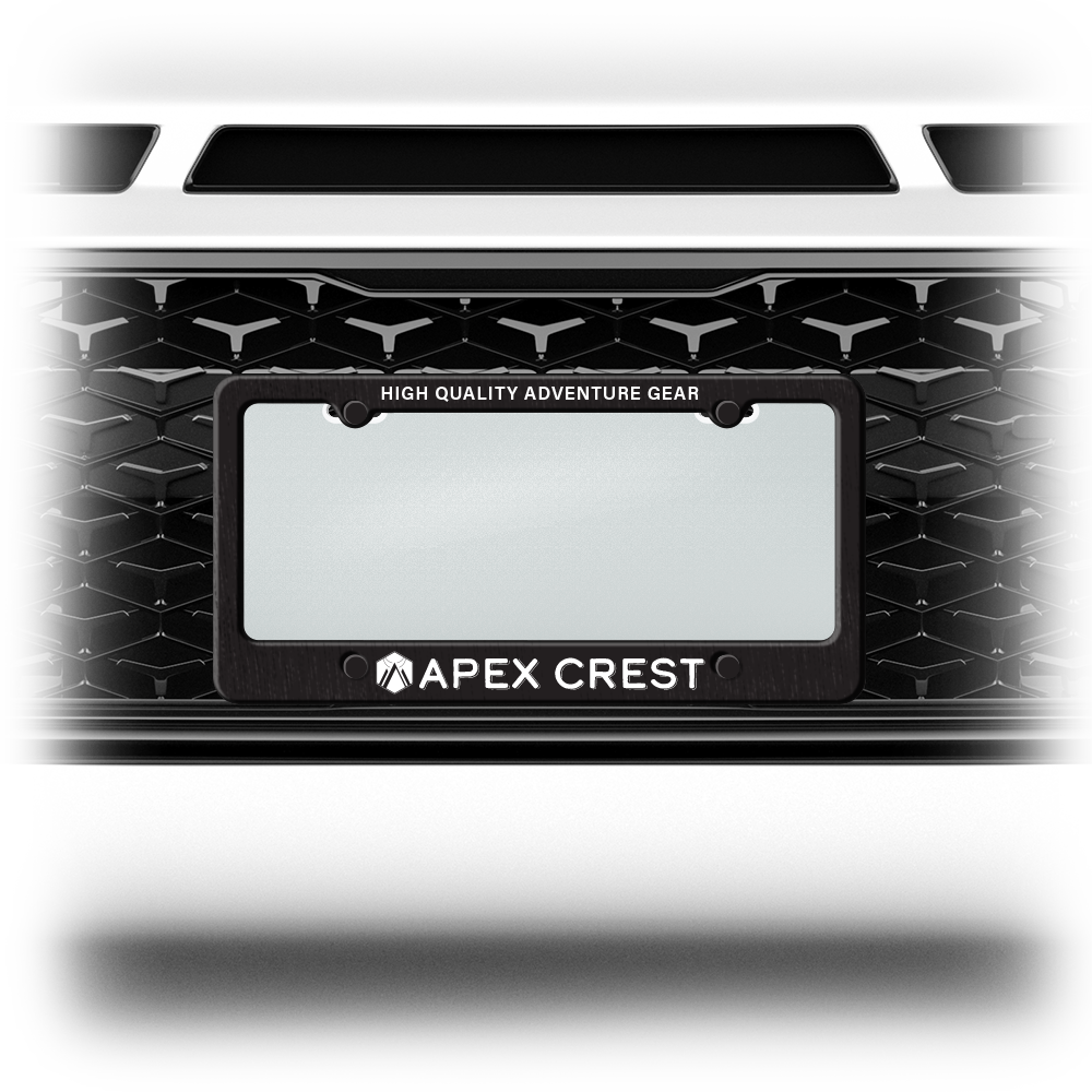 icon for License Plate Frames