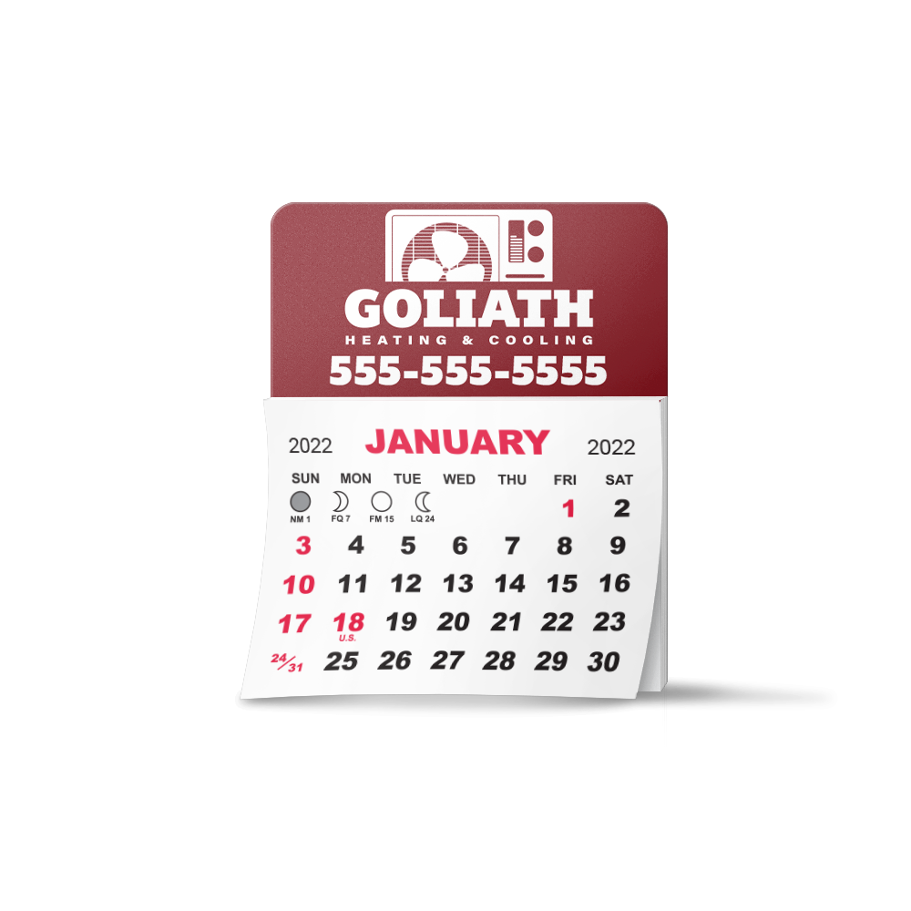 icon for Mini Calendar Pads