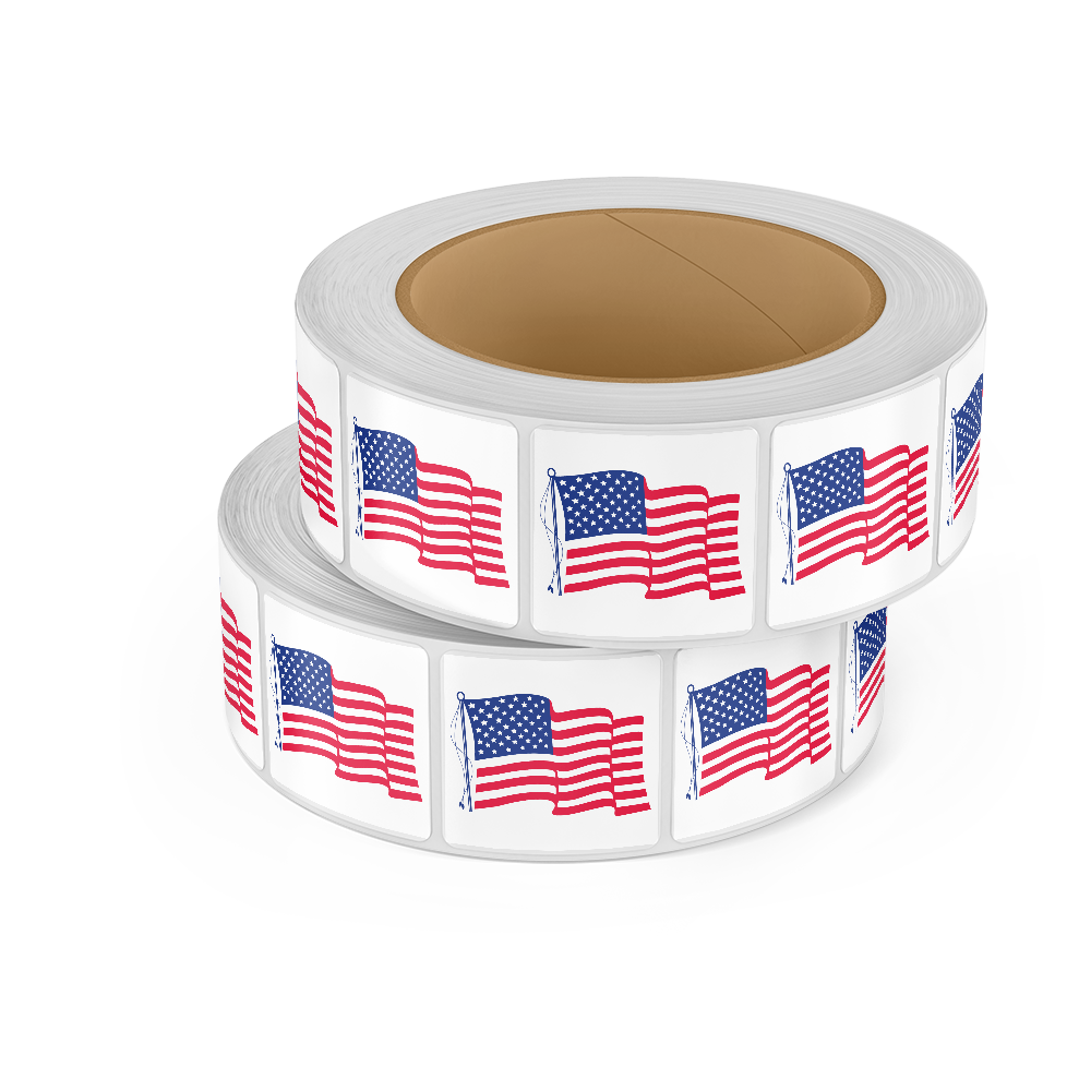 icon for Patriotic Stock Roll Labels