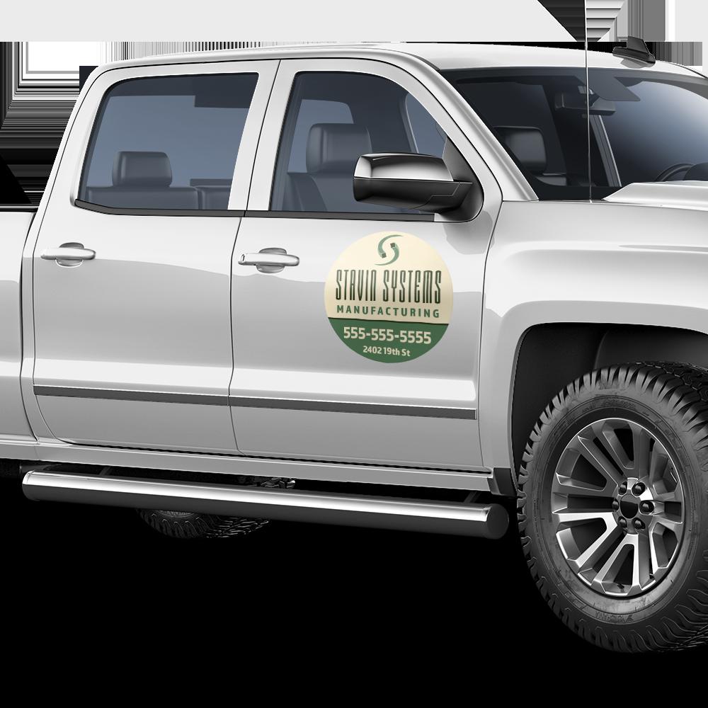 icon for Truck Door Decals