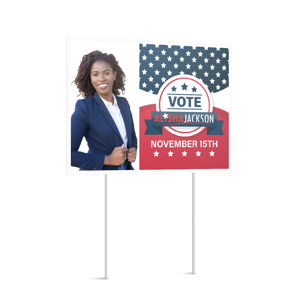 icon for Yard Signs & Frames