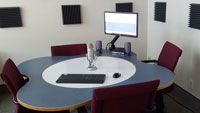 Podcast Recording Studio in OSF