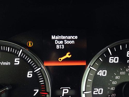 Acura Maintenance NH