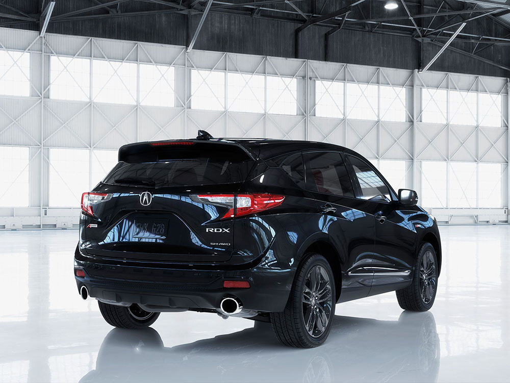 What Engine Is In The 2019 Acura Rdx