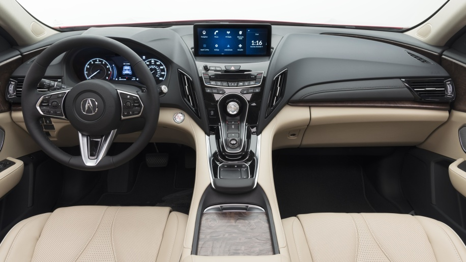 What's in the 2019 Acura RDX Technology Package?