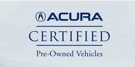 Certified Pre-Owned Acura Benefits