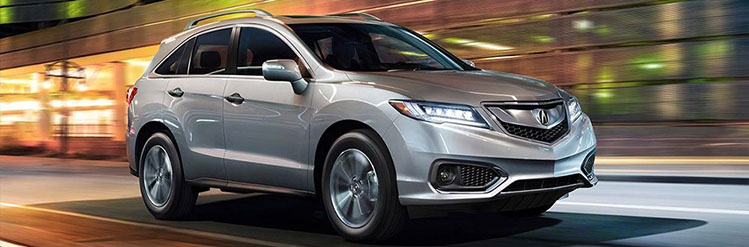 2018 Acura RDX Packages