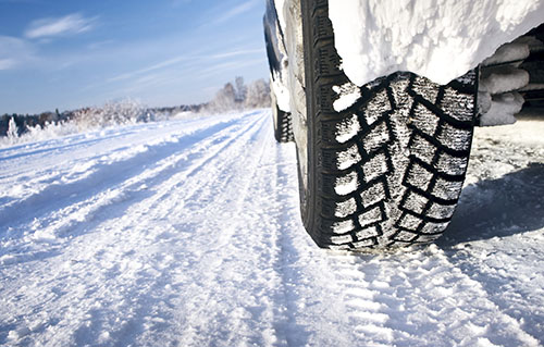 All-Season Tires vs. Snow Tires