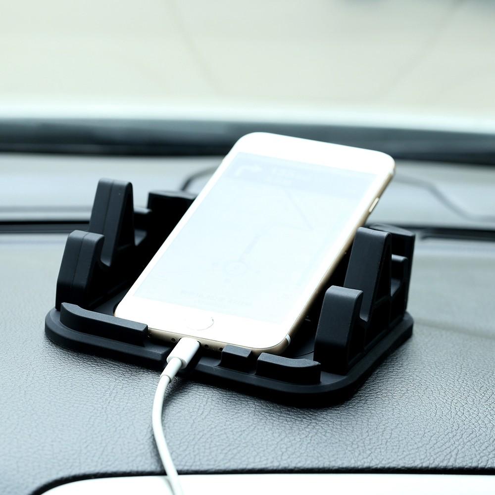 Car Accessories Anti Slip Rubber Silicone Mat