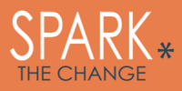 Spark the change logo